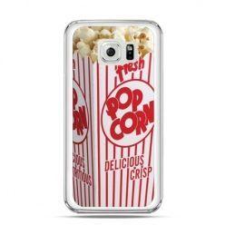 Etui na Galaxy S6 Edge Pop corn