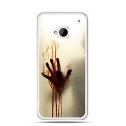 Etui na HTC One M7 Zombie