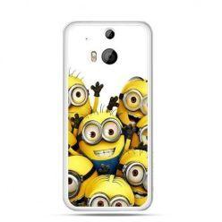 Etui na HTC One M8 Minionki