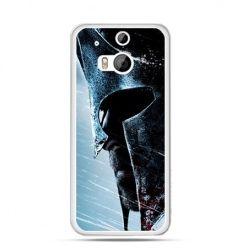 Etui na HTC One M8 Hełm Spartan
