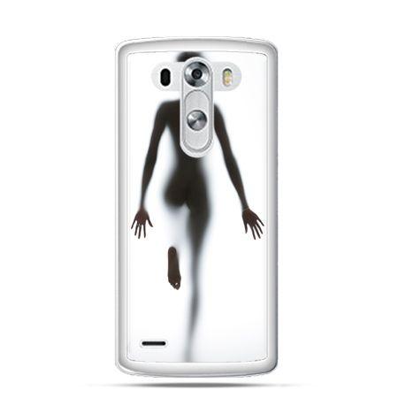 Etui na LG G3 Kobieta za szybą