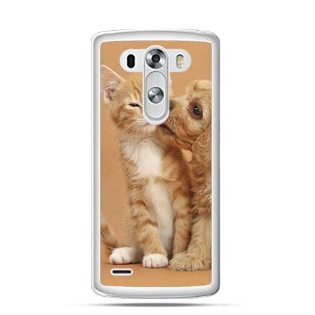 Etui na LG G3 Jak pies i kot