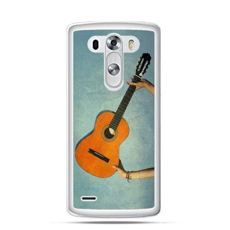 Etui na LG G3 Gitara