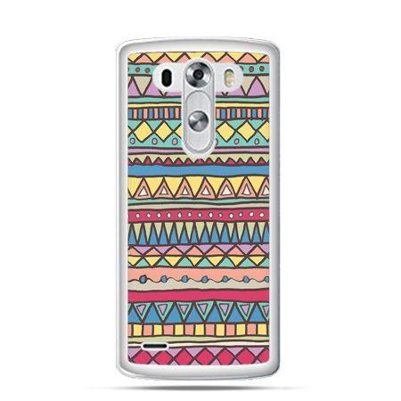 Etui na LG G3 Azteckie wzory