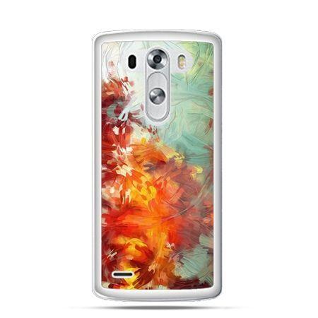 Etui na LG G3 Kolorowy obraz