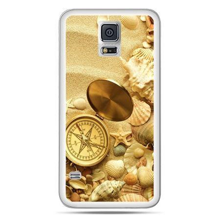 Galaxy S5 Neo etui kompas na plaży