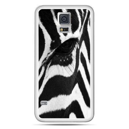 Galaxy S5 Neo etui zebra