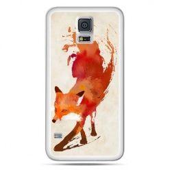 Galaxy S5 Neo etui lis watercolor