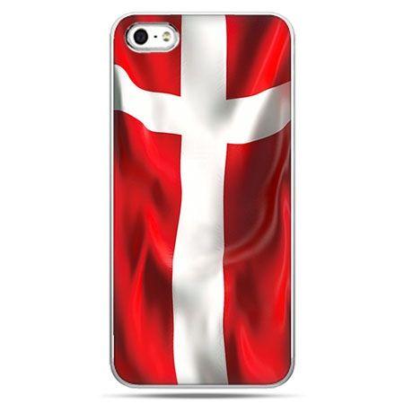 Etui na telefon flaga Danii.