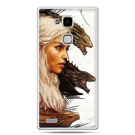 Etui na Huawei Mate 7 Gra o Tron Daenerys Targaryen