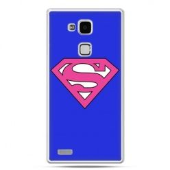 Etui na Huawei Mate 7 Supergirl