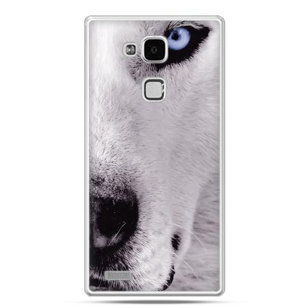 Etui na Huawei Mate 7 wilk