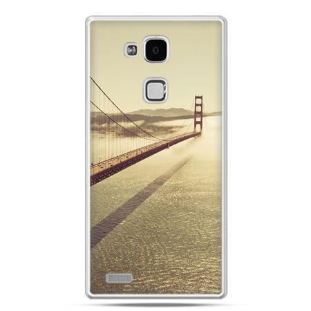 Etui na Huawei Mate 7 Goldengate