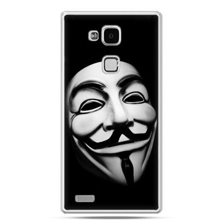 Etui na Huawei Mate 7 maska Anonimus