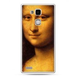 Etui na Huawei Mate 7 Mona Lisa Da Vinci