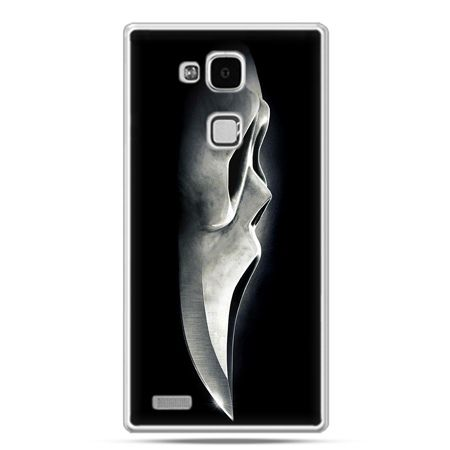 Etui na Huawei Mate 7 maska krzyk