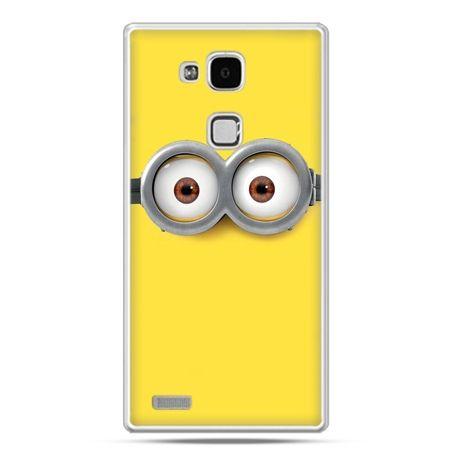 Etui na Huawei Mate 7 oczy Minionka, Minionki
