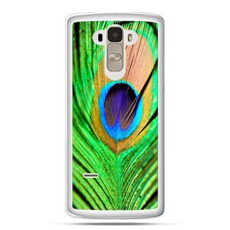 Etui na LG G4 Stylus pawie oko