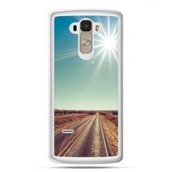 Etui na LG G4 Stylus słoneczna autostrada