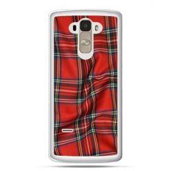 Etui na LG G4 Stylus szkocka kratka