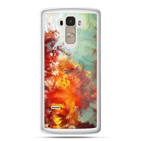 Etui na LG G4 Stylus kolorowy obraz