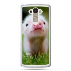 Etui na LG G4 Stylus świnka