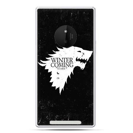 Etui na Lumia 830 Winter is coming