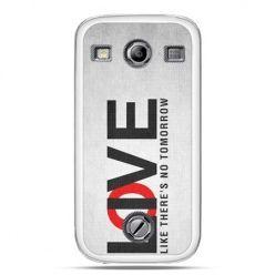 Samsung Xcover 2 etui LOVE LIVE