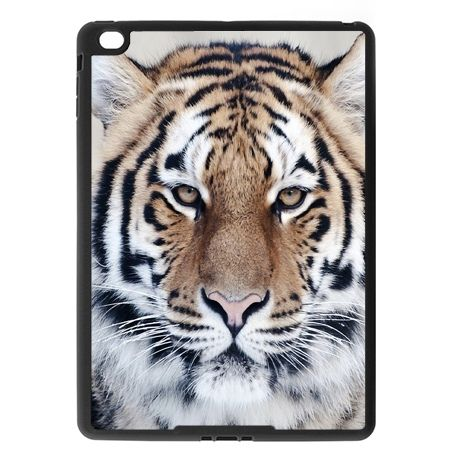 Etui na iPad Air case snieżny tygrys