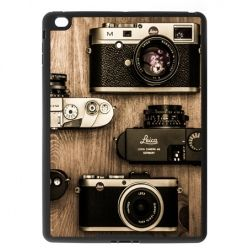 Etui na iPad Air case aparaty retro