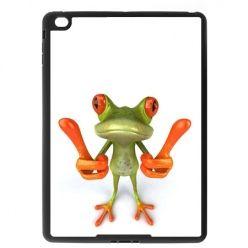 Etui na iPad Air case śmieszna żabka