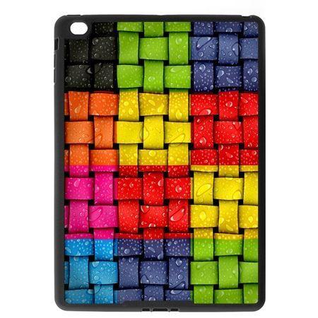 Etui na iPad Air 2 case kolorowa plecionka