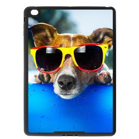 Etui na iPad Air 2 case pies w okularach