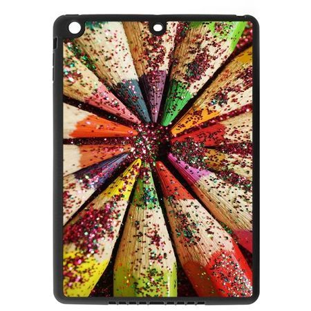 Etui na iPad mini case kolorowe kredki