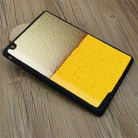 Etui na iPad mini case piwo z pianką