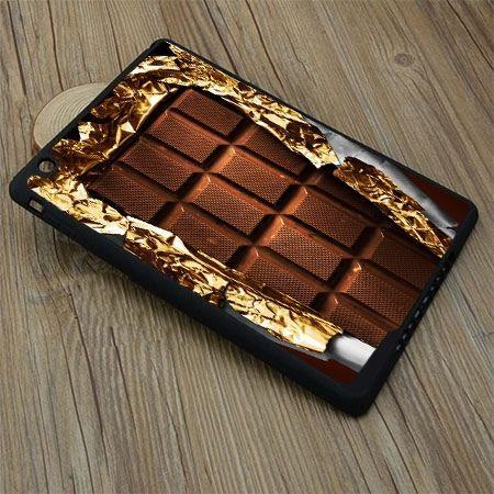 Etui na iPad mini case czekolada