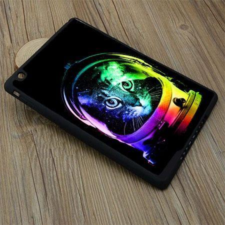 Etui na iPad mini case kot astronauta