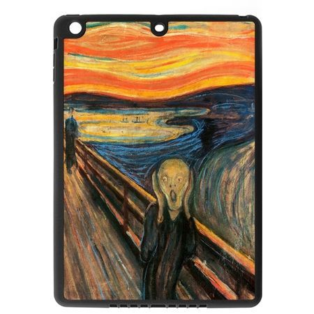 Etui na iPad mini case krzyk Muncha