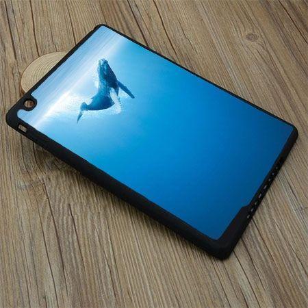 Etui na iPad mini case wieloryb