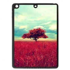 Etui na iPad mini 2 case czerwone drzewo