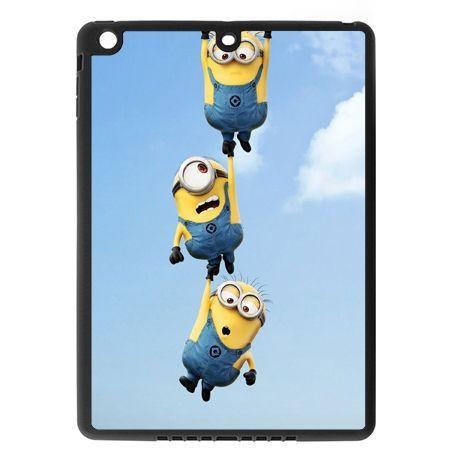 Etui na iPad mini 2 case spadające minionki