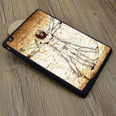 Etui na iPad mini 3 case człowiek witruwiański