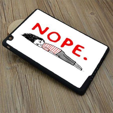 Etui na iPad mini 3 case Nope