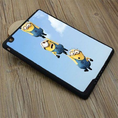 Etui na iPad mini 3 case spadające minionki