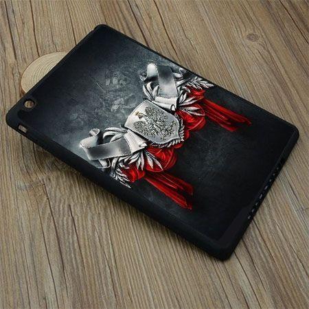 Etui na iPad mini 3 case stalowe godło