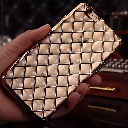 Luksusowe etui Diamonds iPhone 6 Plus silikonowe platynowane tpu złote. PROMOCJA !!!