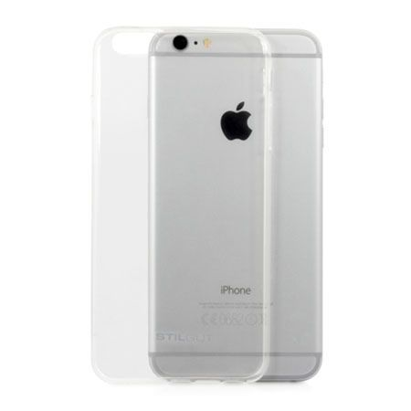 Stilgut iPhone 6 Plus etui silikonowe Ghost clear case. PROMOCJA!!!