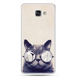 Galaxy A5 (2016) A510, etui na telefon kot w okularach