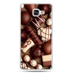 Galaxy A7 (2016) A710, etui na telefon czekoladki