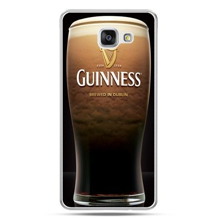 Galaxy A7 (2016) A710, etui na telefon Guinness